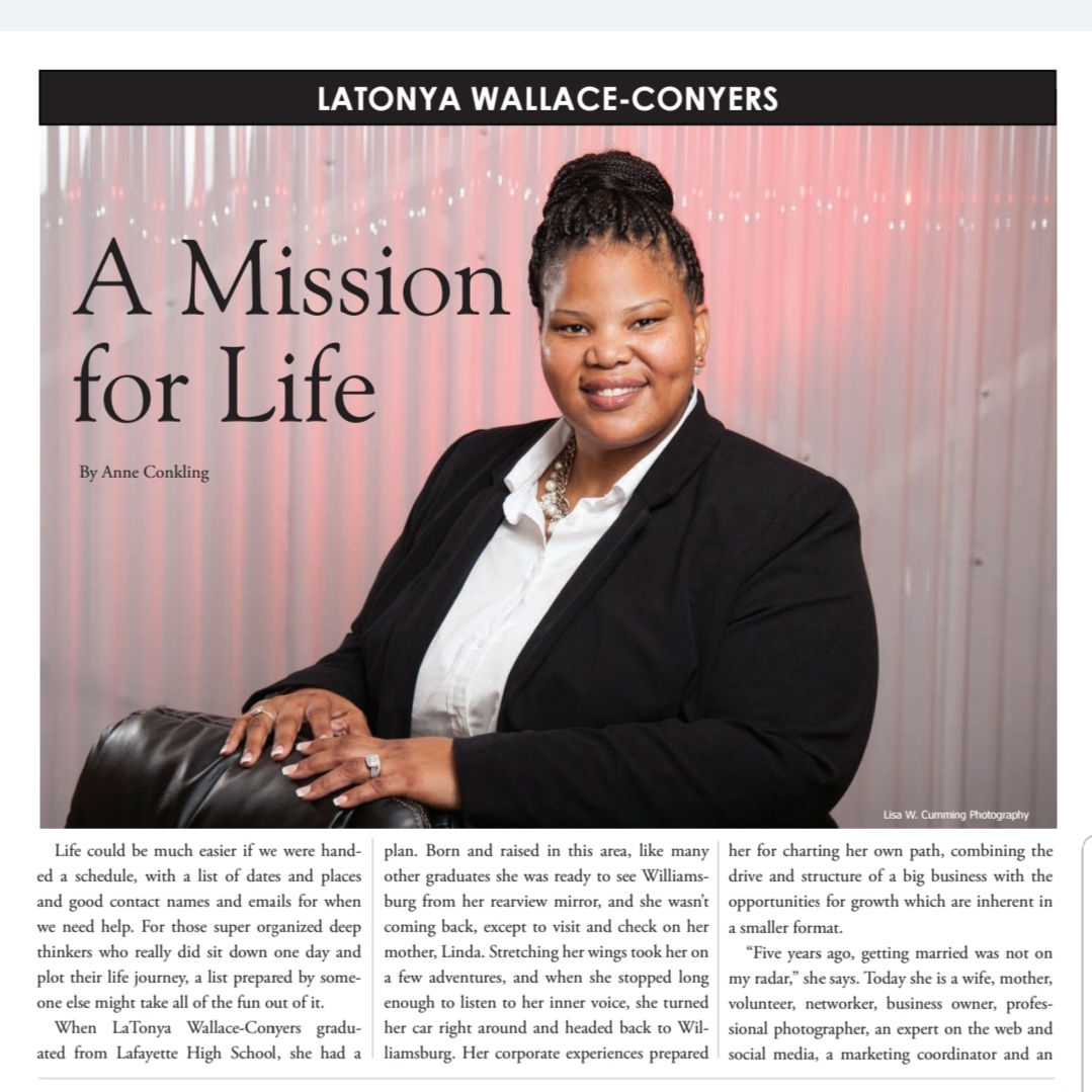 LaTonya Wallace-Conyers - Virtual Business Manager - ALC Concepts, LLC
