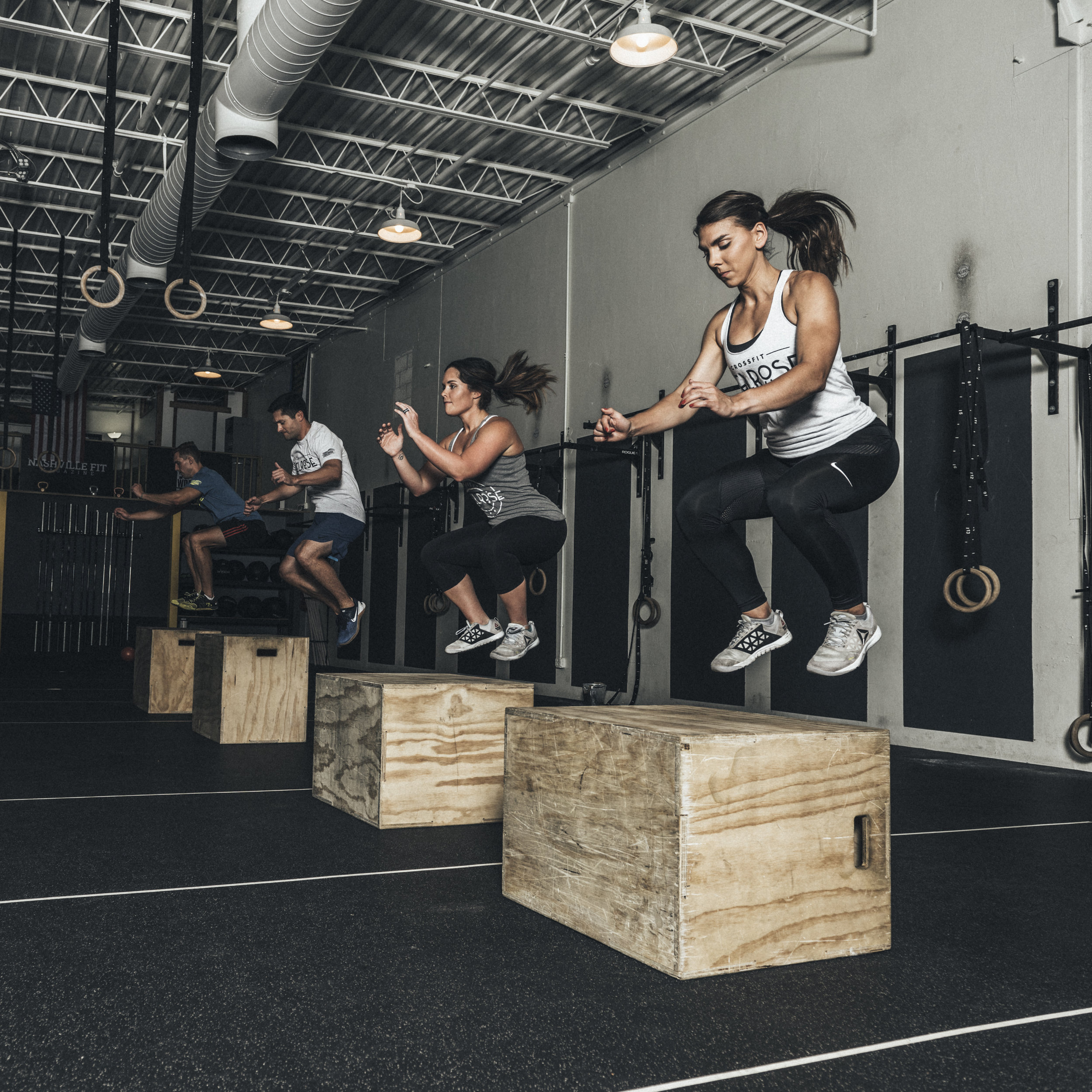 Nashletics, home of CrossFit Melrose and Afterburn, will move facilities to increase facility size. Nashletics houses the highest certified CrossFit trainer in the state of Tennessee and other health professionals including a Doctor of Physical Therapy.
