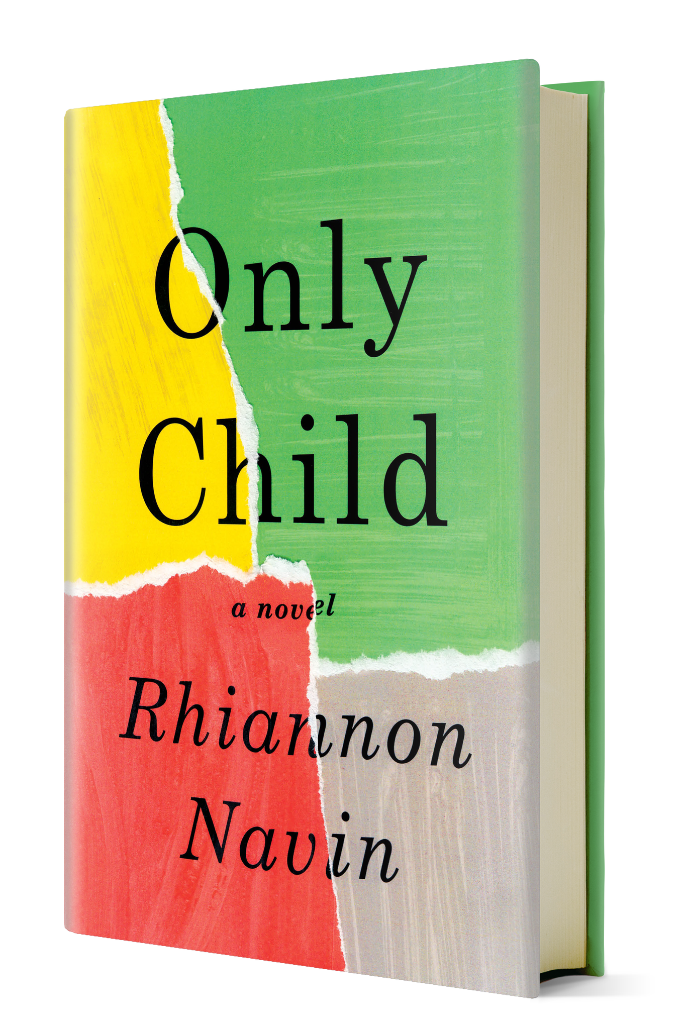 Only Child , a novel by Rhiannon Navin