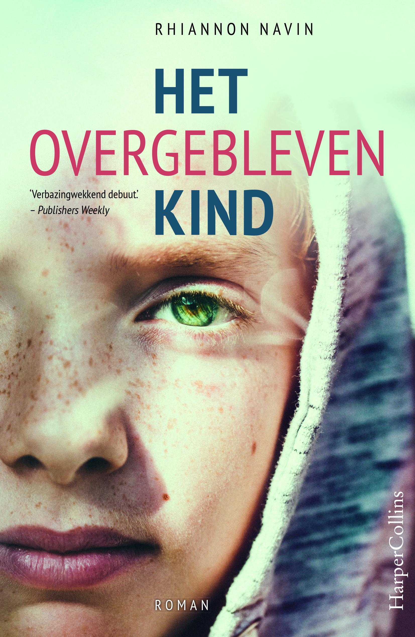 The Netherlands // Harper Collins Holland, October 2018