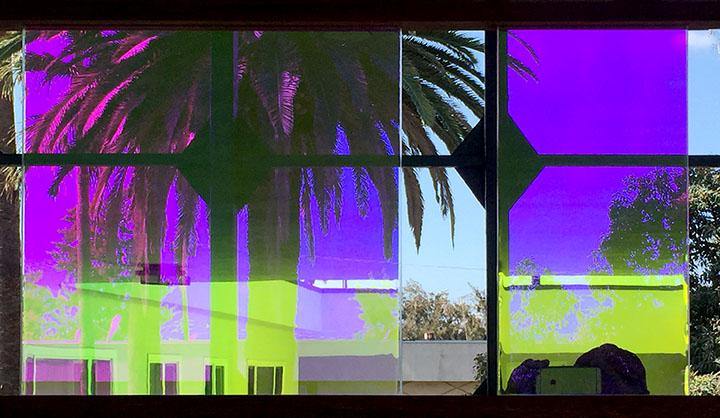 The Orlando Apartments  Public Art; West Hollywood, CA 2018