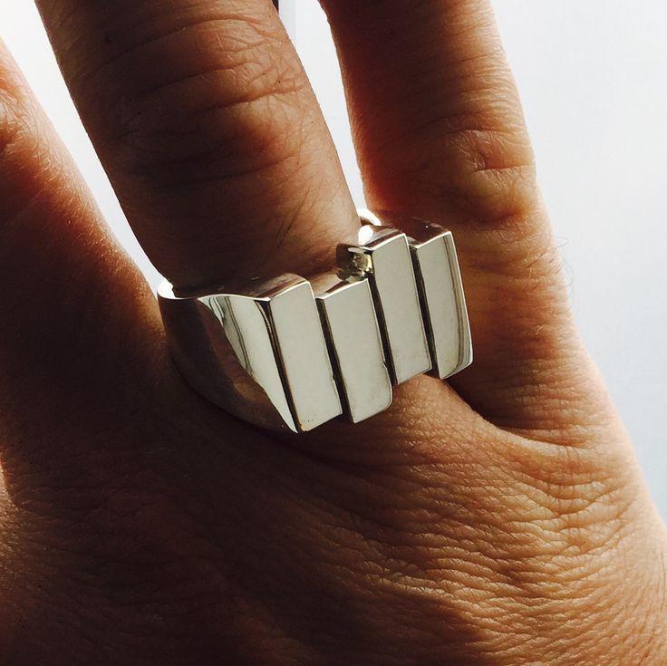 Black Flag Ring