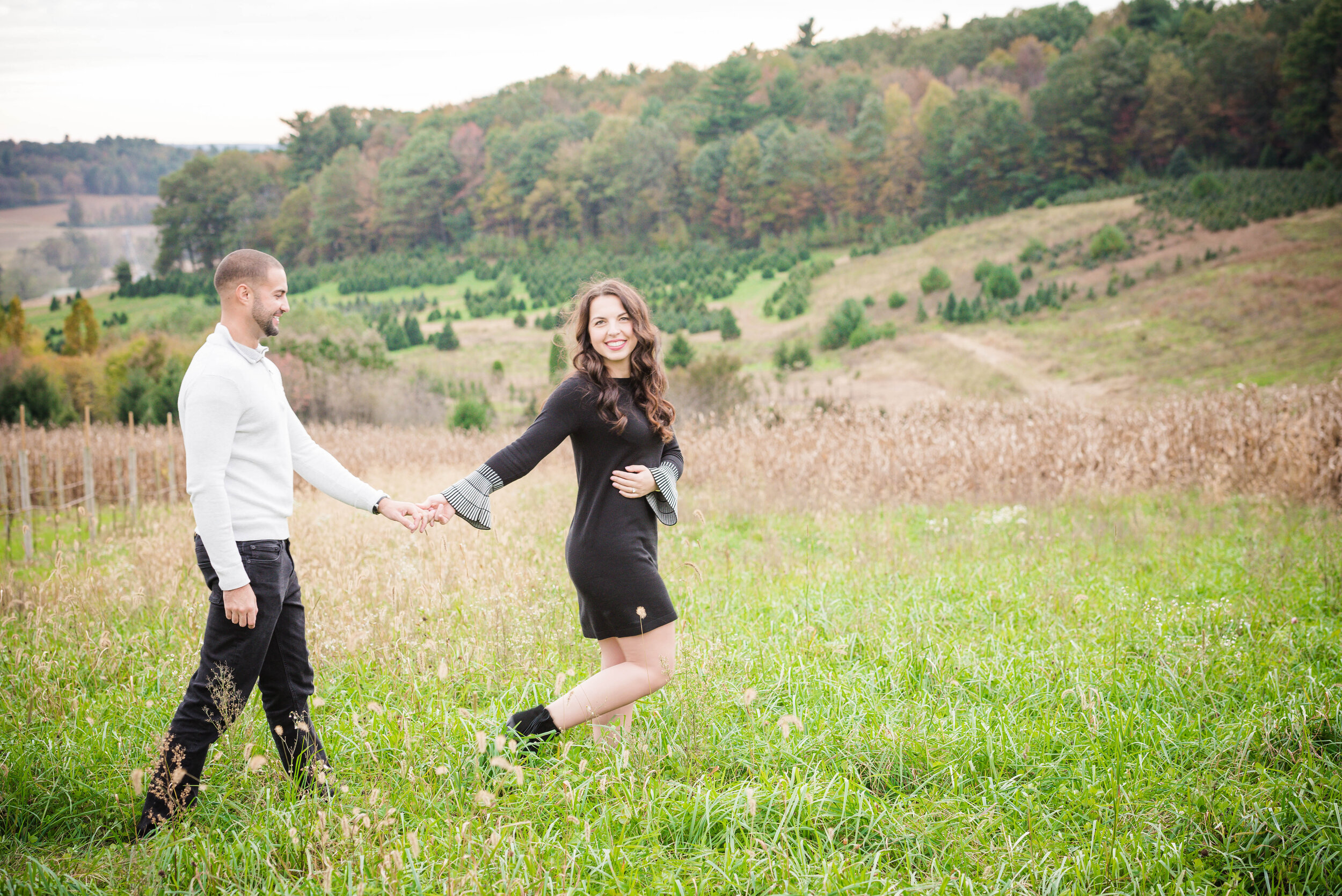 """What Couples Say - """"Working with Amanda was beyond terrific! From our very first meeting I could instantly tell that I loved her personality and work ethnic, not to mention her beautiful work product. Securing Amanda for our wedding was the best thing we could have done...the pictures are absolutely breath-taking! I would recommend Amanda to everyone.""""— KIMBERLY"""
