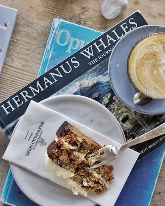 """A weekend well spent, brings a week of content"" 🌥  As does an afternoon spent whale watching @birkenheadhouse... (with bottomless coffee and carrot cake ☕️🍰) part of @theroyalportfolio 👑 . . . . . #HotelMeAStory #BirkenheadHouse #TheRoyalPortfolio #Hermanus #SouthAfrica #HotelLifestyle #SuiteLife  #SomewhereIWouldLikeToLive #CheckIn #WorkAndTravel #TravelAddict #GlobeTrotter #CapeTown #VisitSouthAfrica #VisitCapeTown #CapeTownTourism #SouthAfricaTourism #Southafricaza #Wowsouthafrica #Meetsouthafrica #Cityofcapetown #Travelsouthafrica"