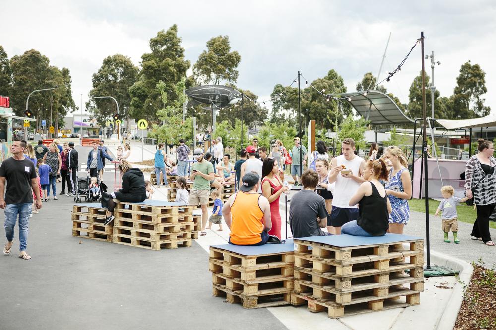 Hawker Street Food Festival - CITY OF CASEY2017