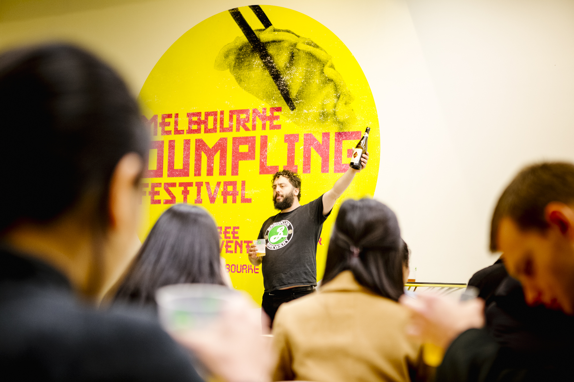 Melbourne Dumpling Festival - ISPT / 206 BOURKE STREET2016