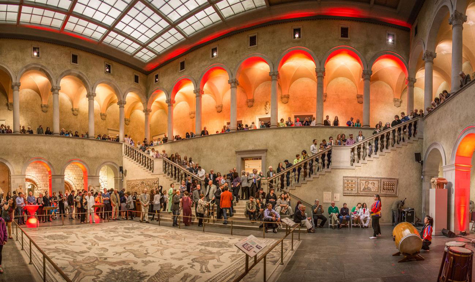 Culture enriches community. - We want culture to elevate the quality of life and well-being of all communities in Massachusetts.Photo credit: Worcester Art Museum, Worcester