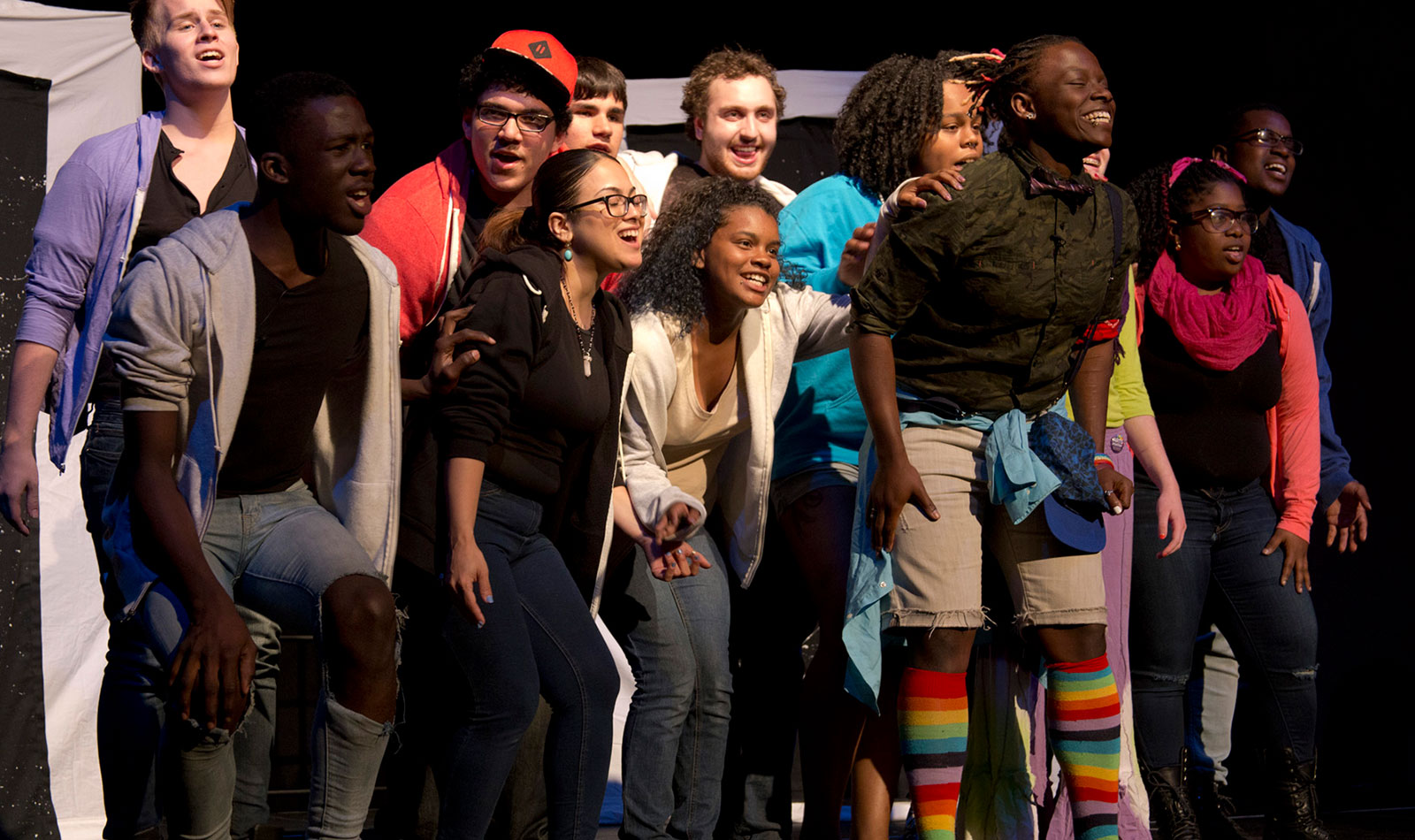 Culture empowers a new creative generation. - We want to ensure that culture plays a major role in developing creative, productive, and independent-minded young people in Massachusetts.Photo credit: The Theater Offensive, Boston