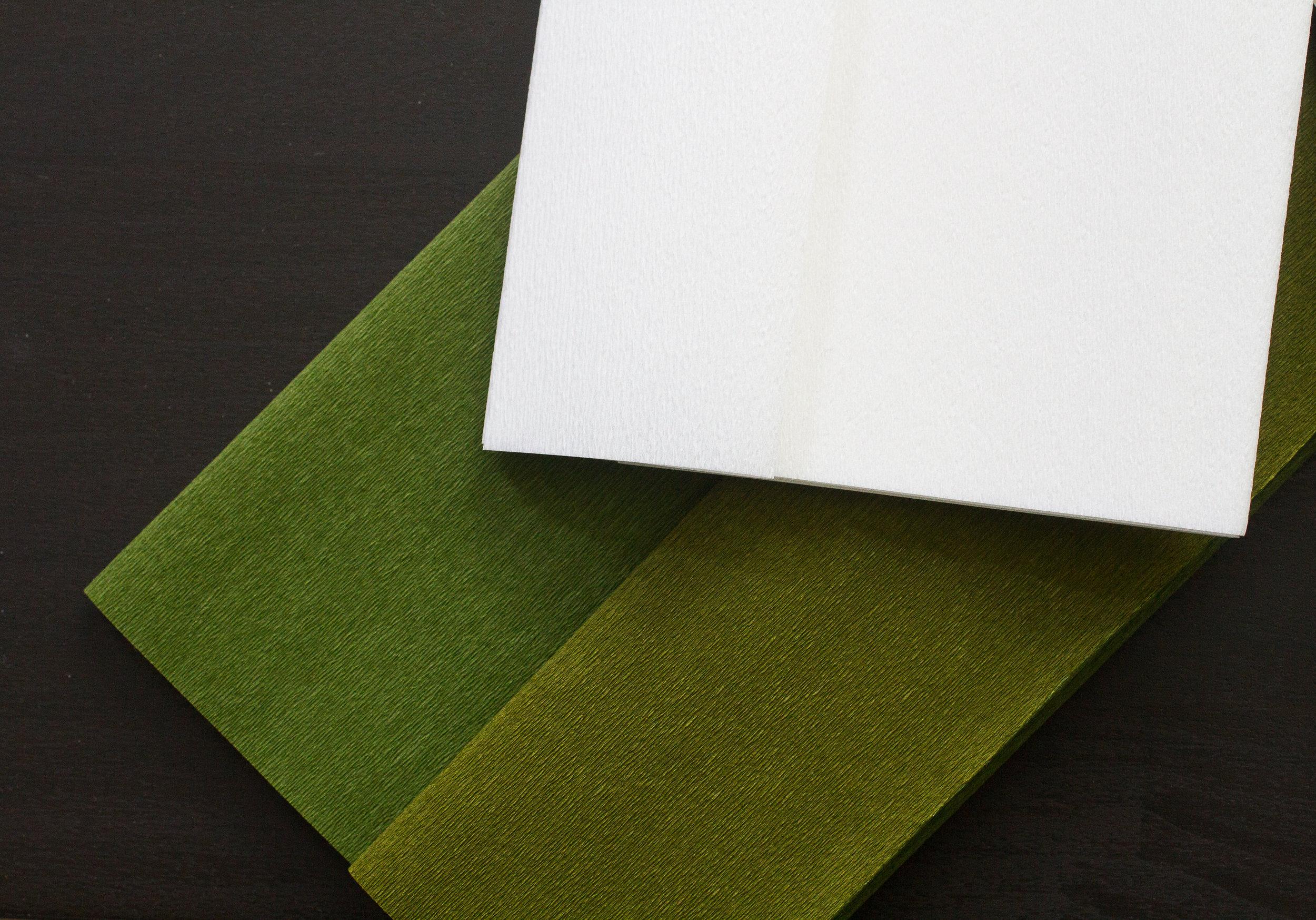 German Crepe Paper