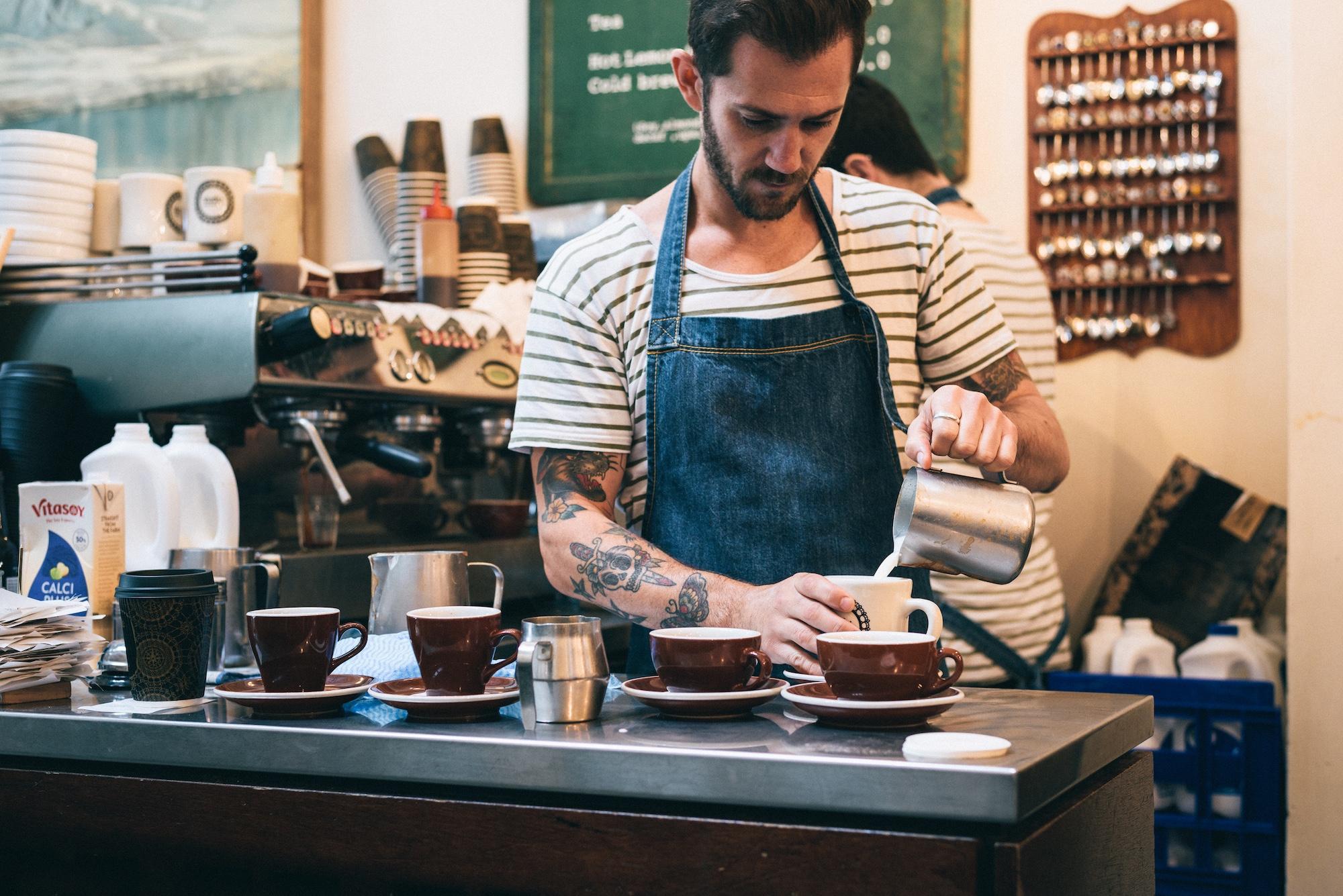 Vudu Cafe & Larder coffee image