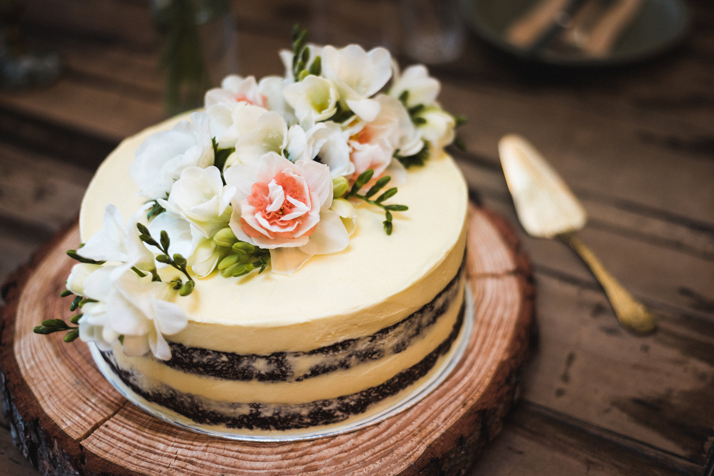 Vudu Cafe & Larder Wedding Cakes