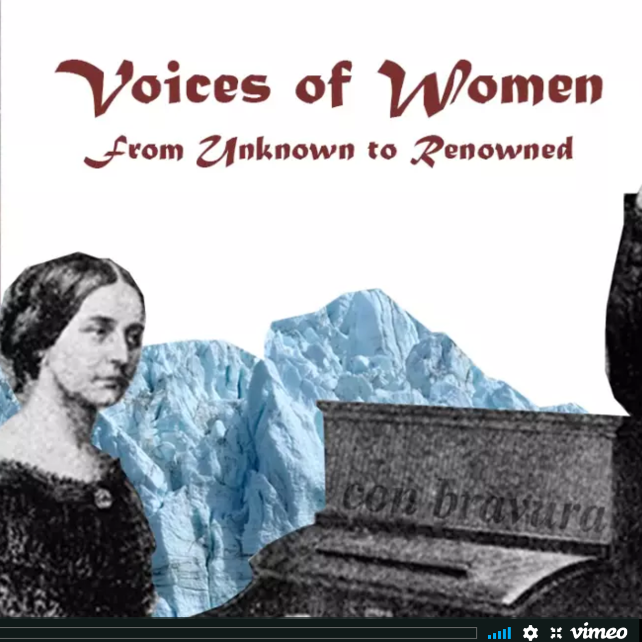 Heather Fetrow's - Voices of Women