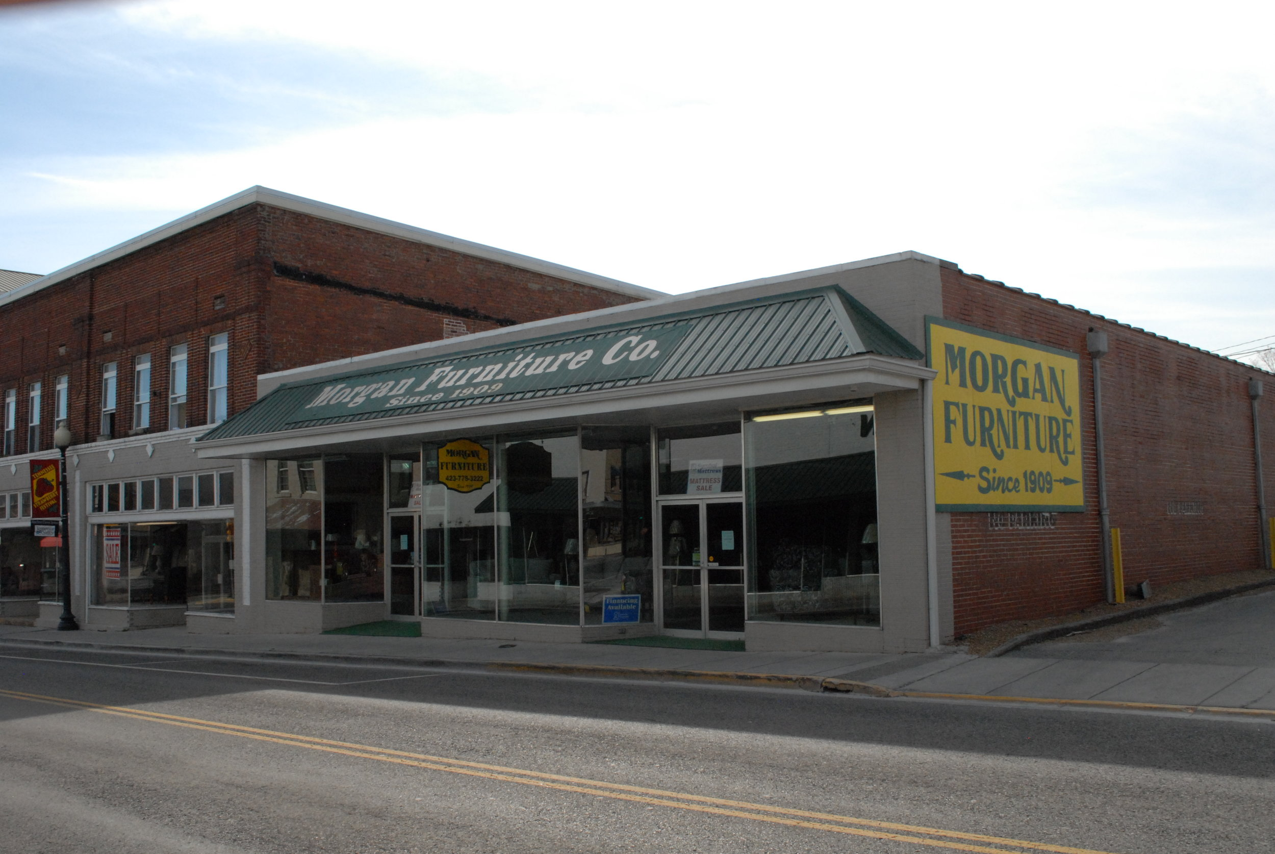 John Morgan Furniture Store