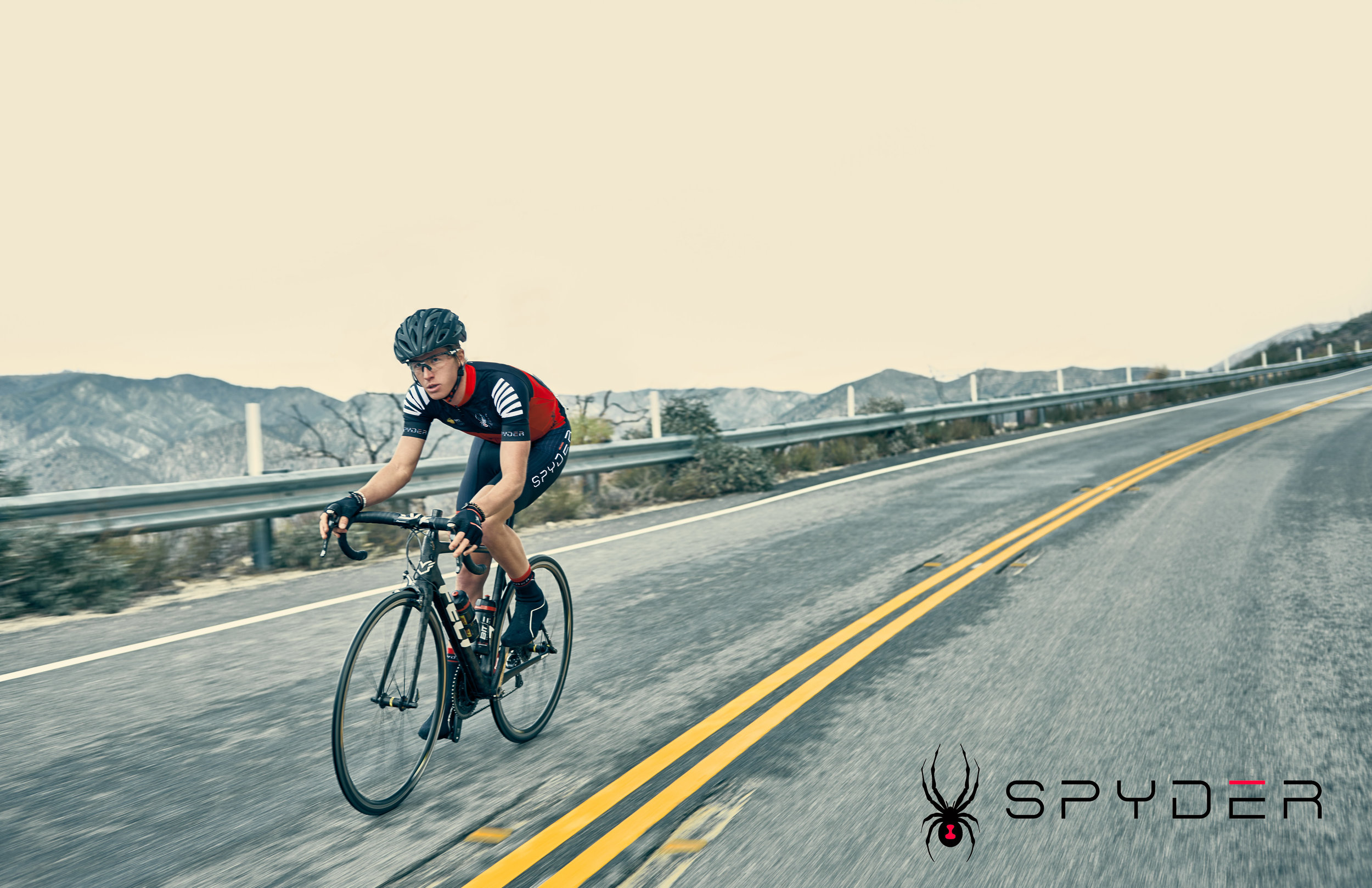 Spyder Sports - Branding Campaign