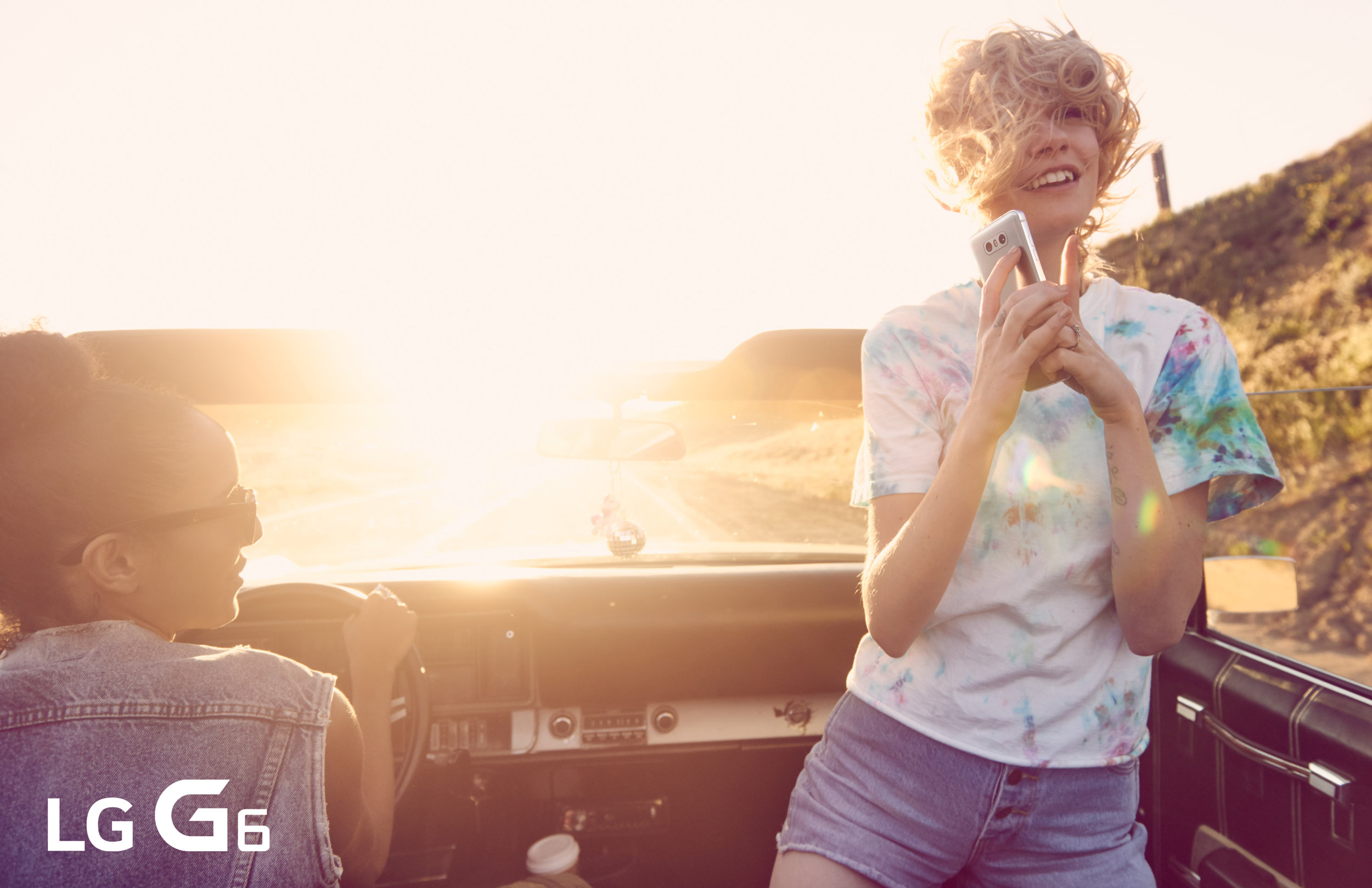 LG G6 - Mixed-Media Global Campaign