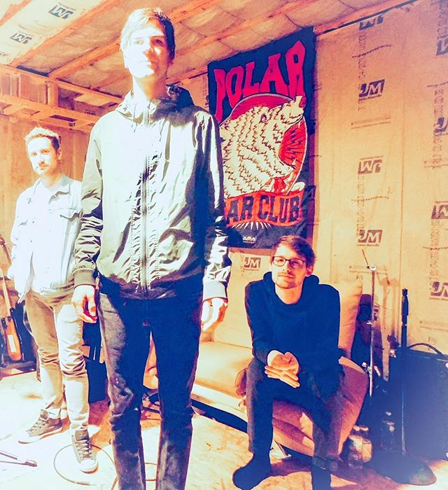 Get tickets to our show at @stanhopehouse on November 15th available now! Available through our website or the link in bio. Maybe we'll play something new for you.. ....................................................... #LightDivides #TheStanhopeHouse #LiveMusic #NewJersey #EchoBlack #Fall #Jacket #Sal #Patrick #Kendall #Guitar #Bass #Drums #NewMusic
