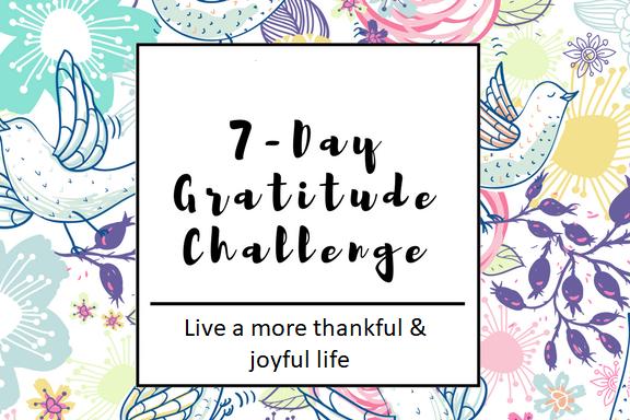 Attitude: Gratitude!