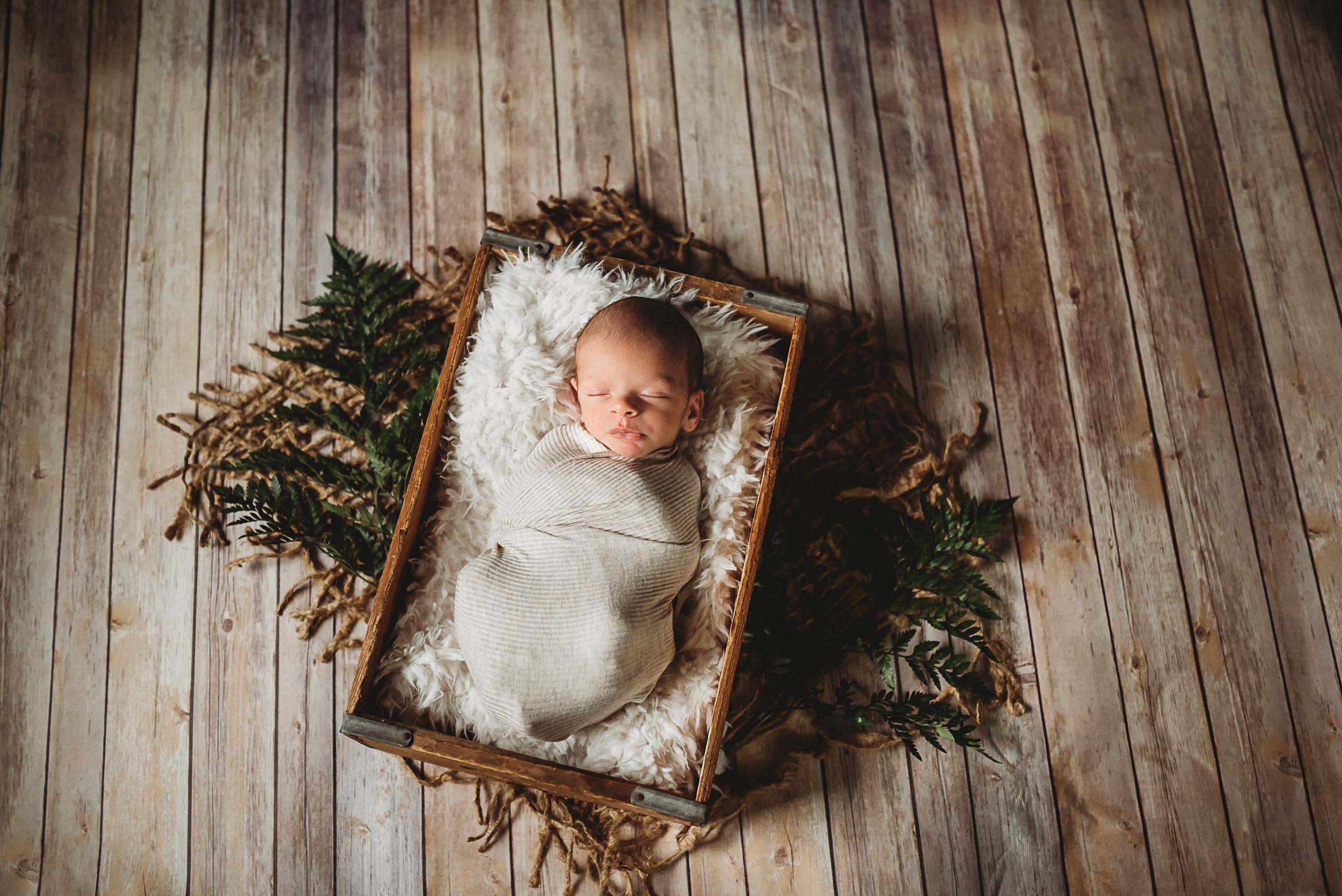 Colorado Springs, Colorado Newborn Photographer Ashley Hobel Photography