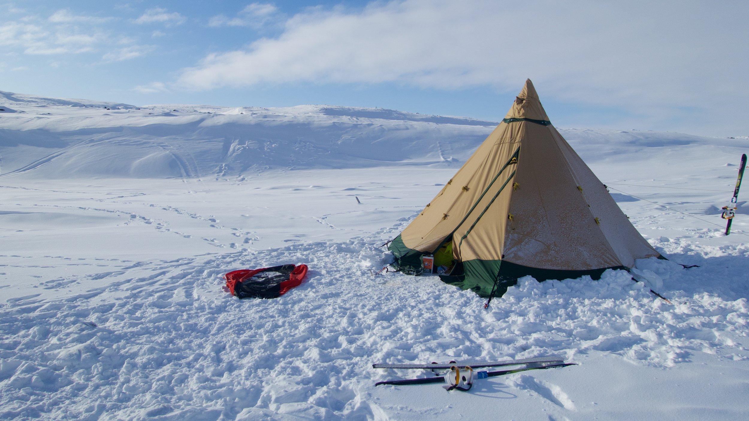 Last camp Spot