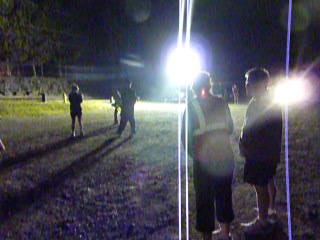 Night exchange point