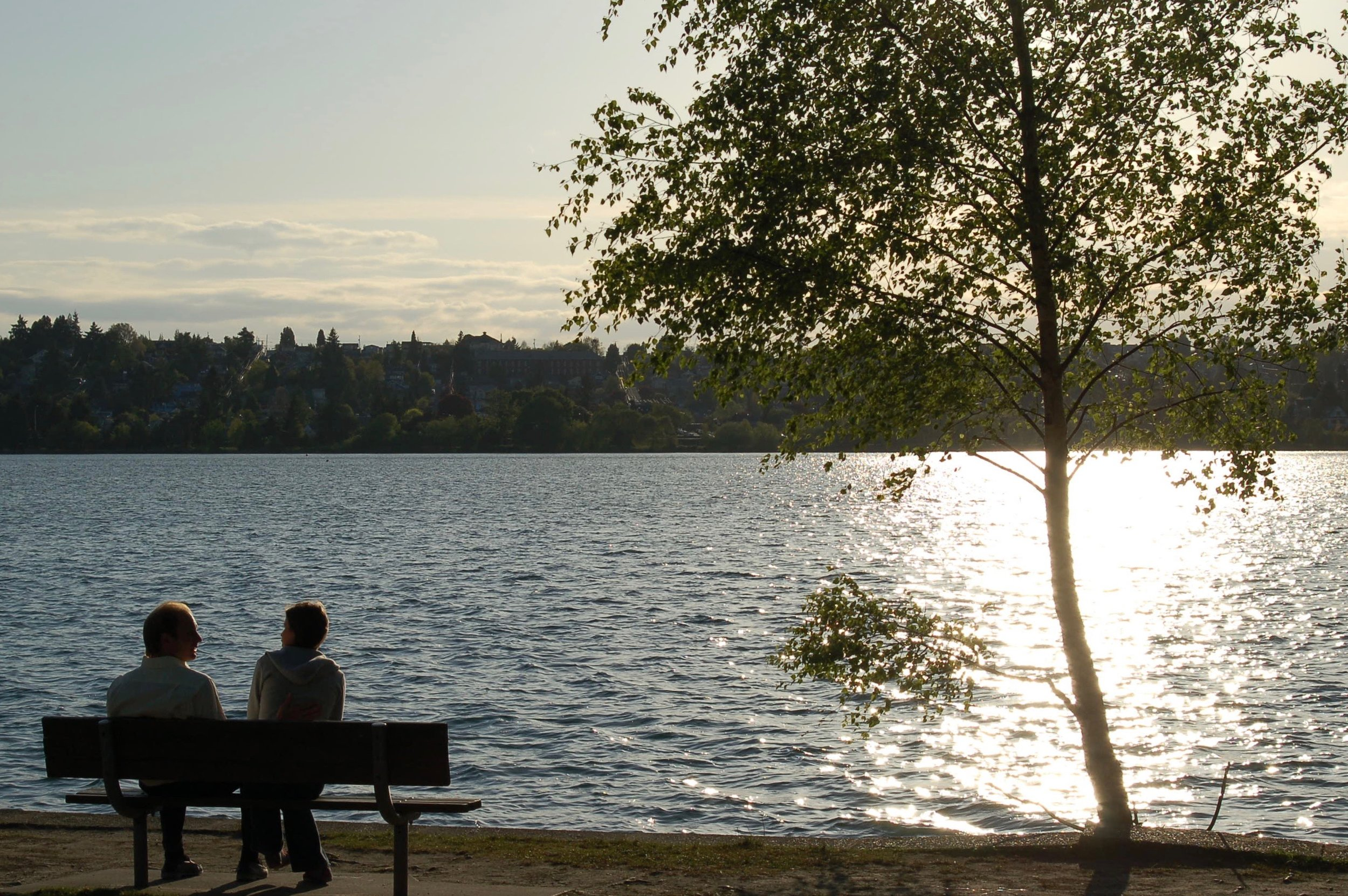 Greenlake: The place of my destiny