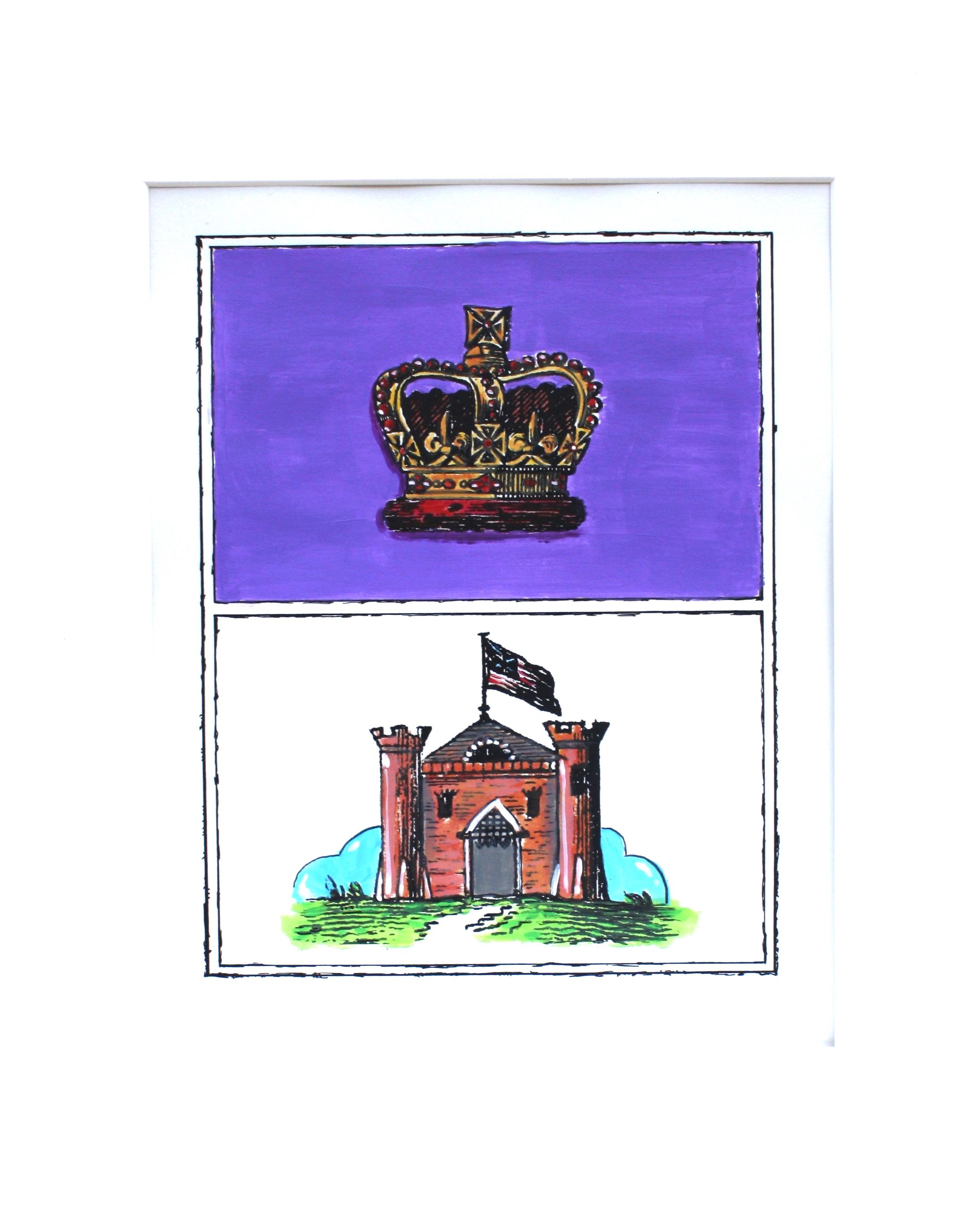 purple color block crown sastle.JPG