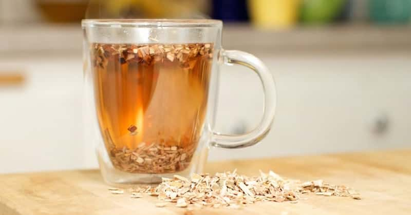 White Willow Tea / Image: Juicing for Health