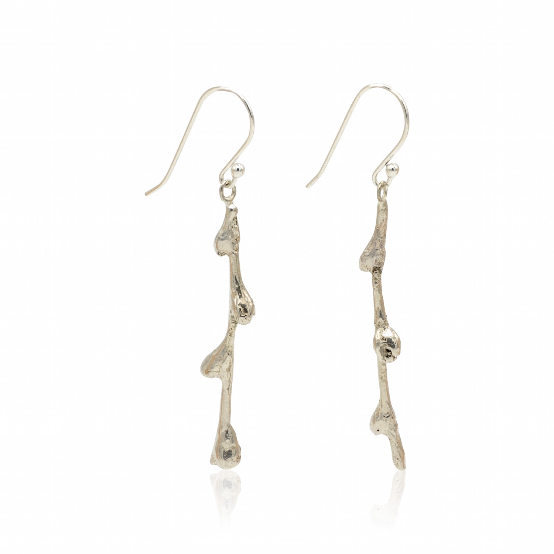 slippery elm dangle earrings silver - 2.jpg