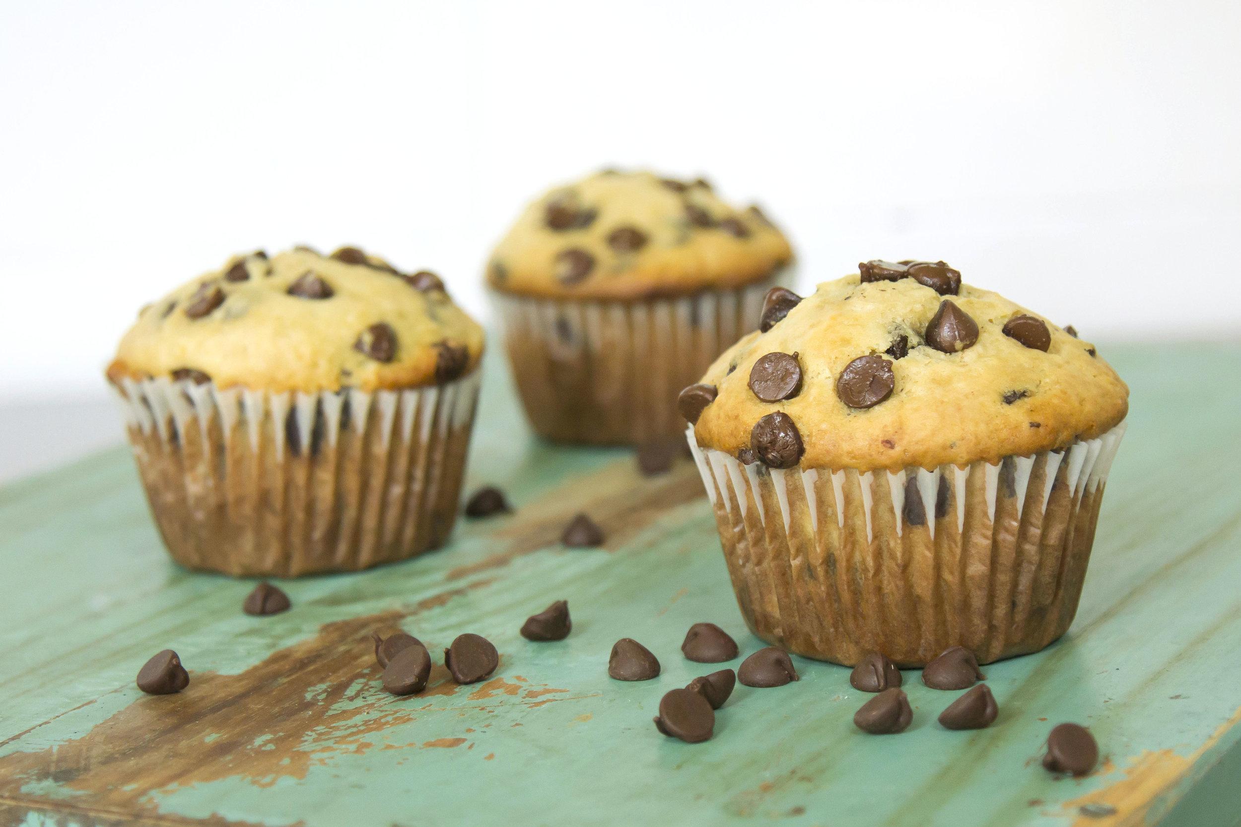 Chocolate Chip Muffin  35