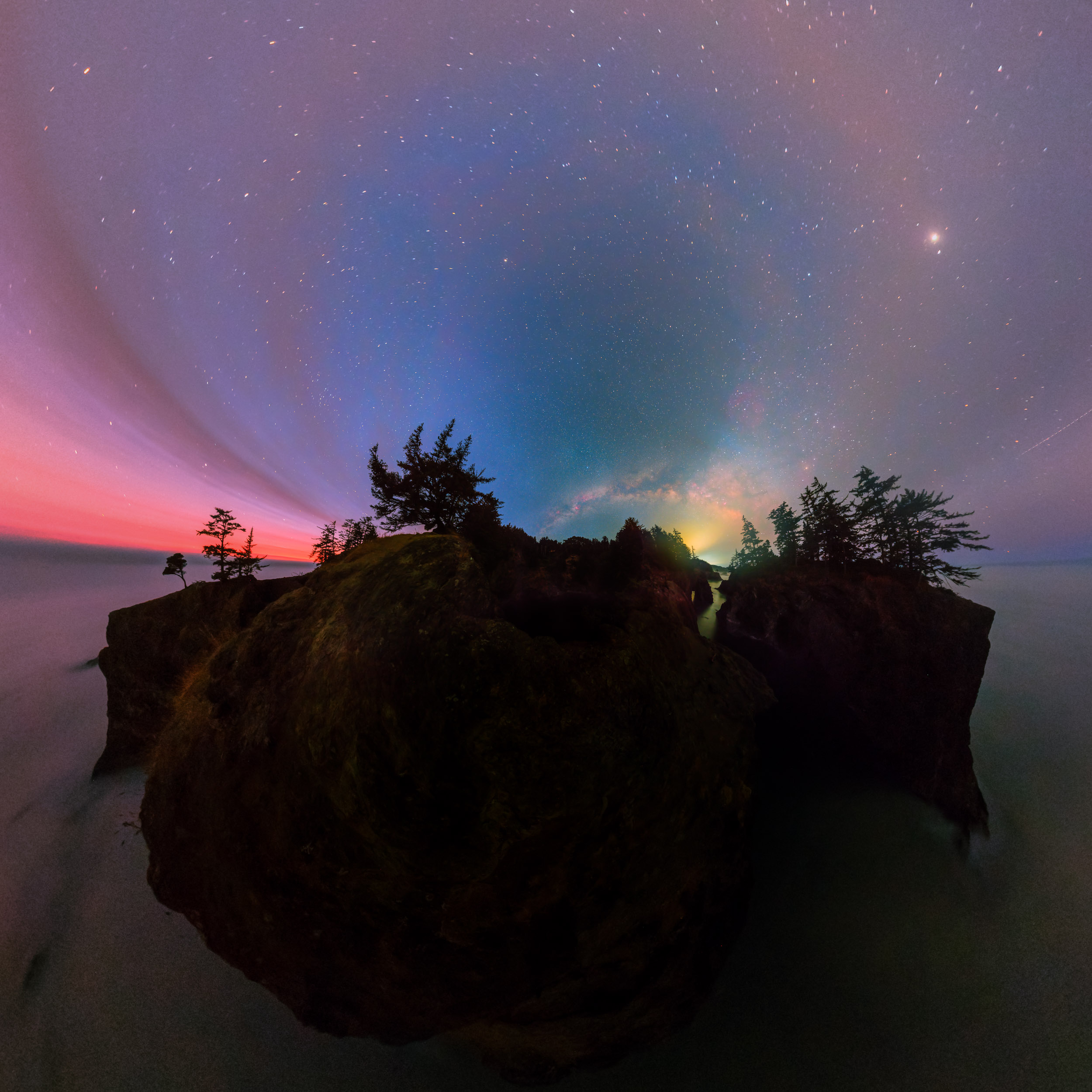 Oregon Island #2