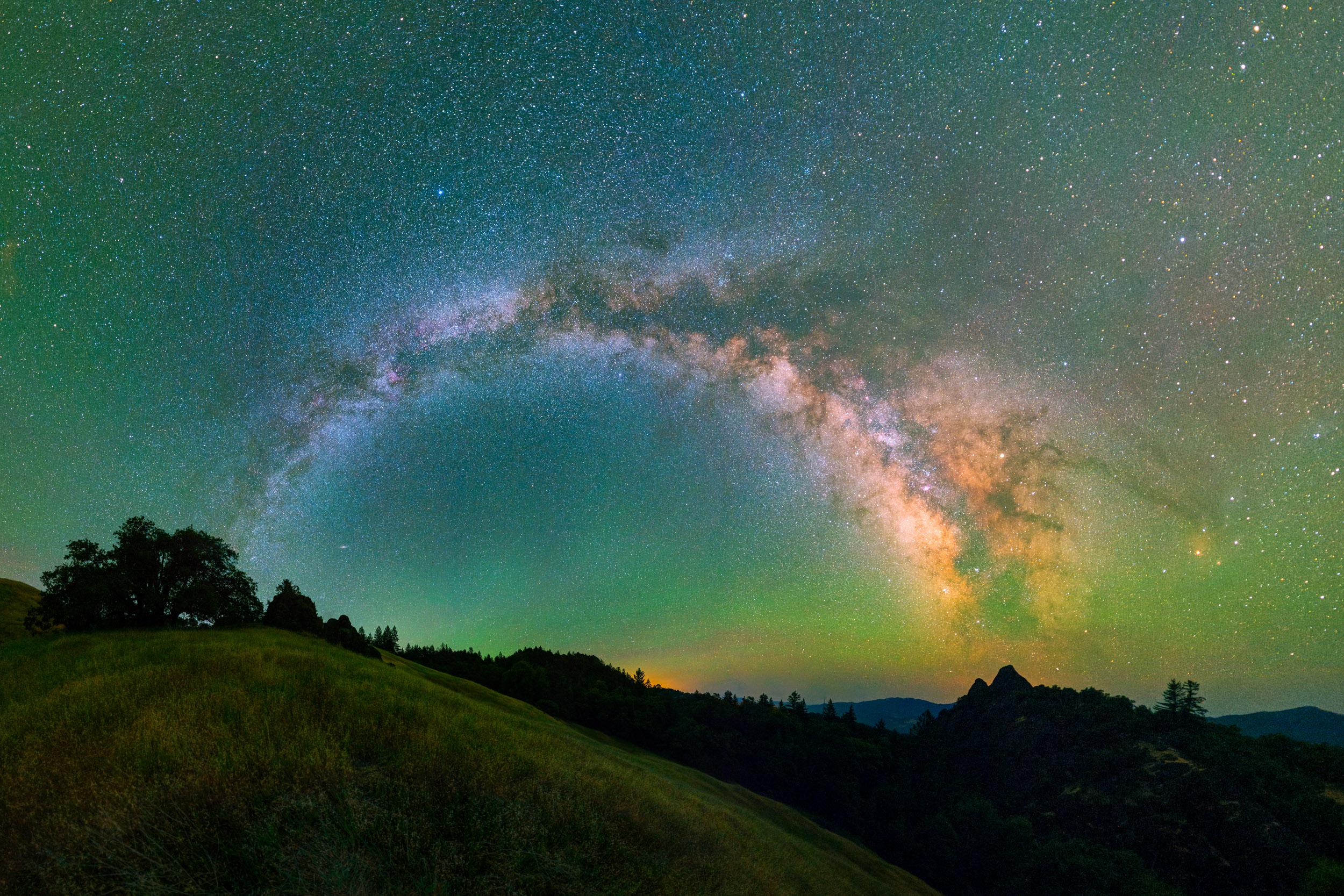 Emerald Skies