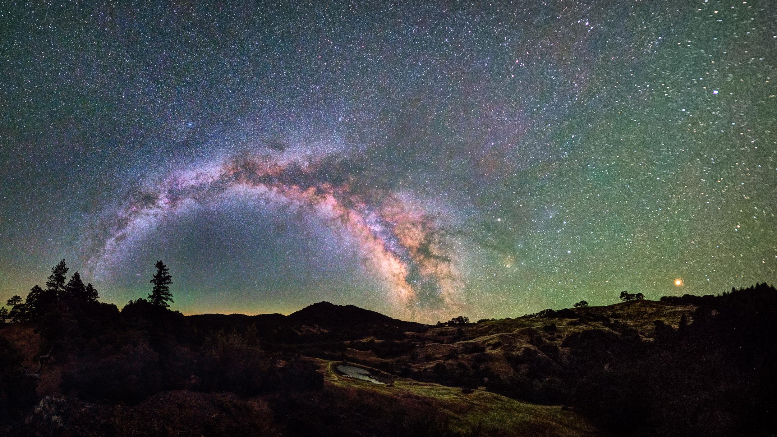 Milky Marsset