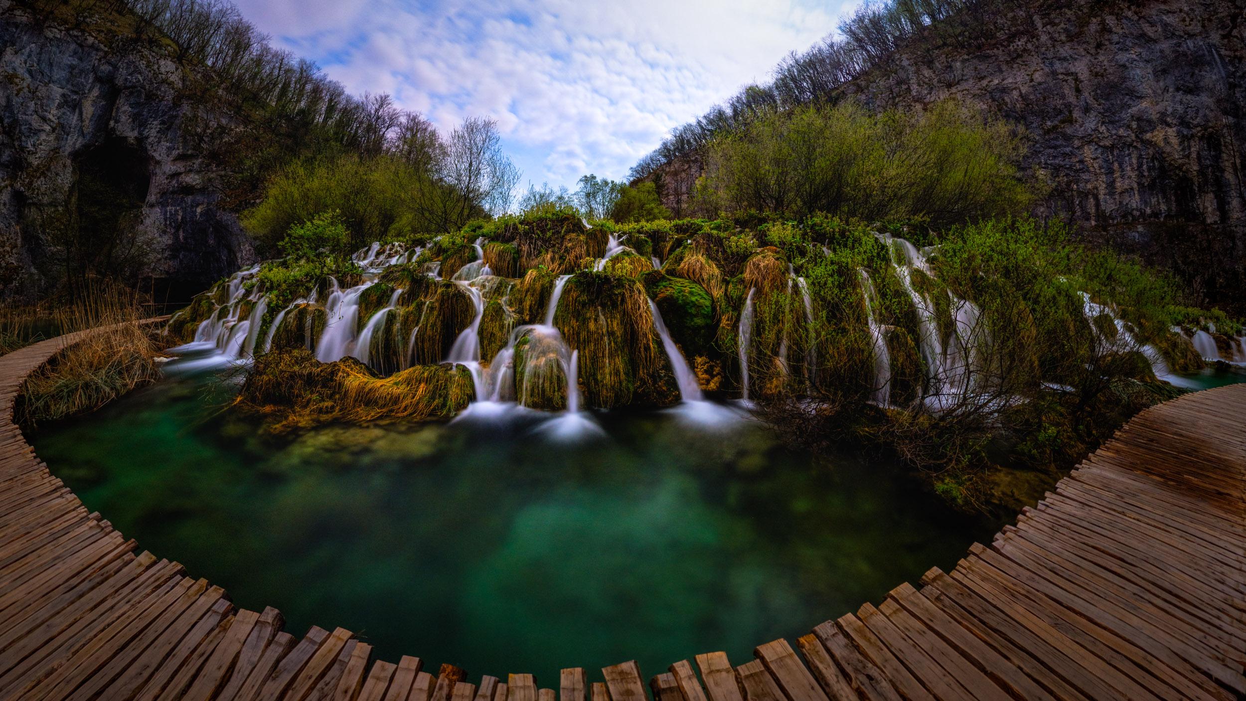 Waterfall Walkway