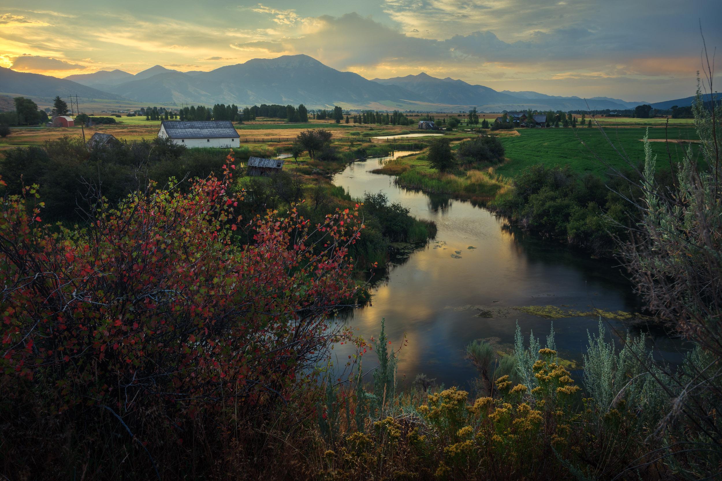 Idaho Idyll