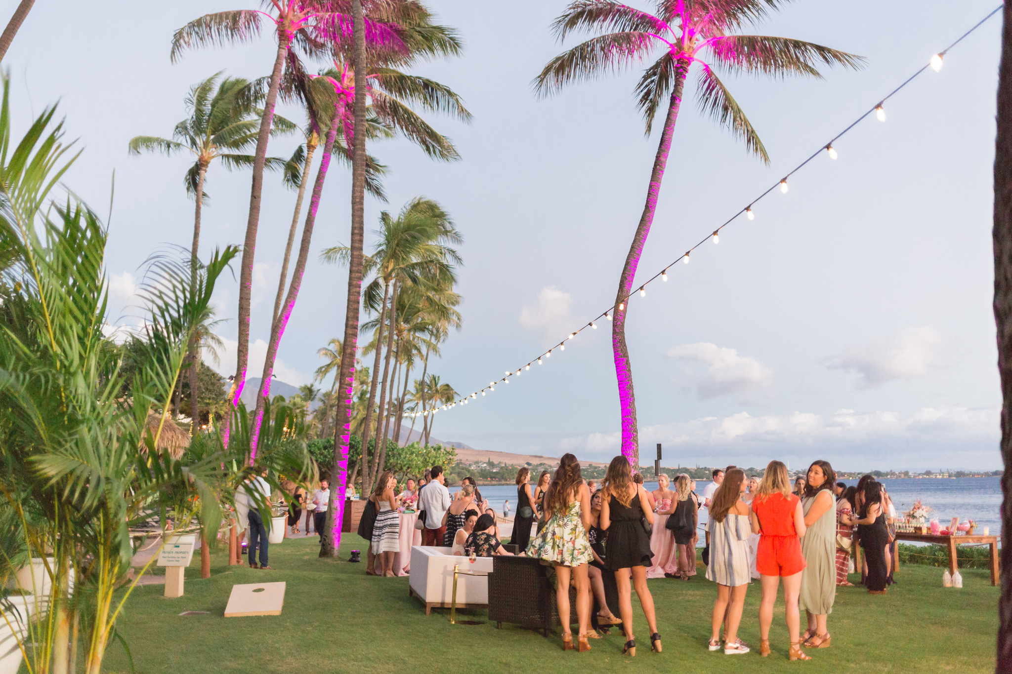 Tassels and Tastemakers Maui 2017