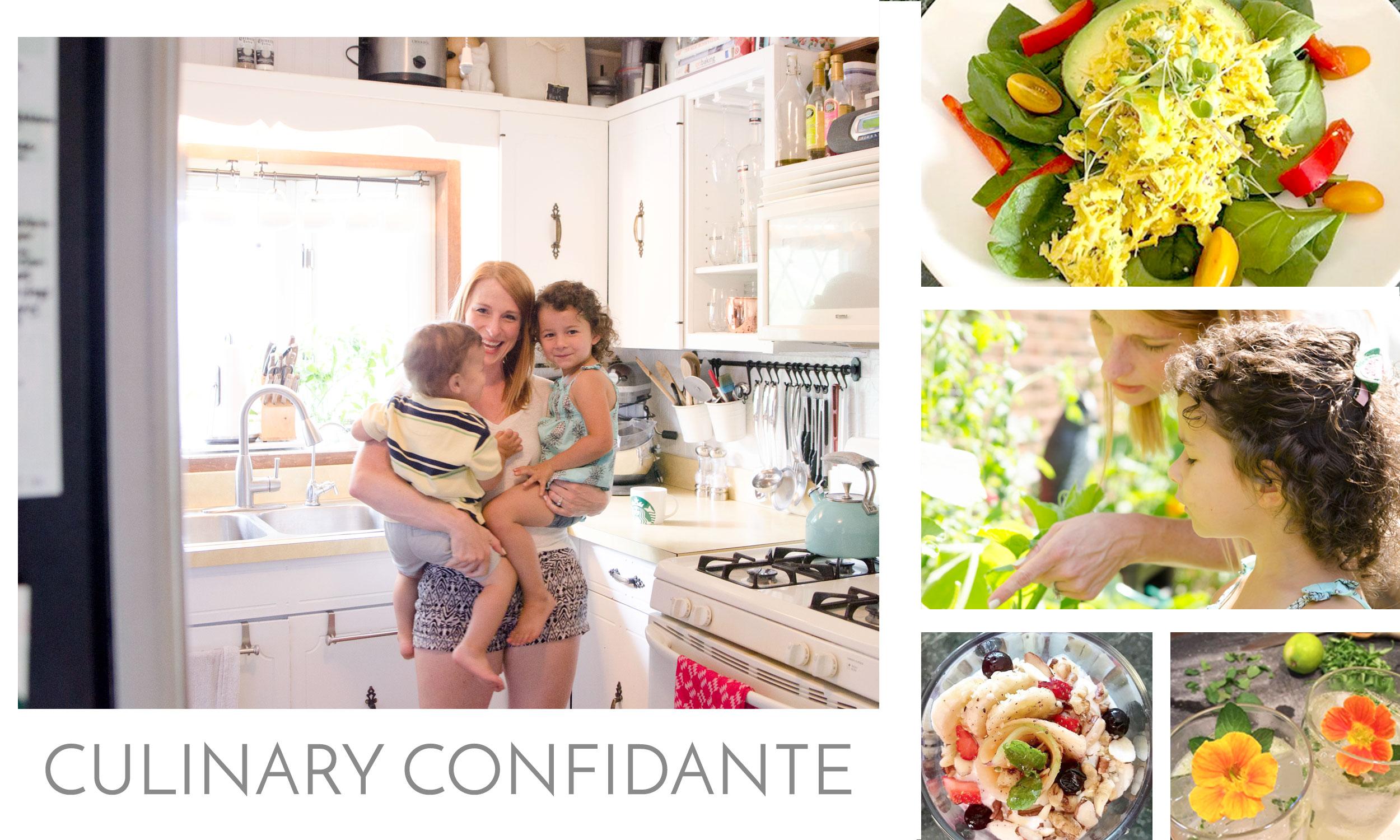 culinary confidante
