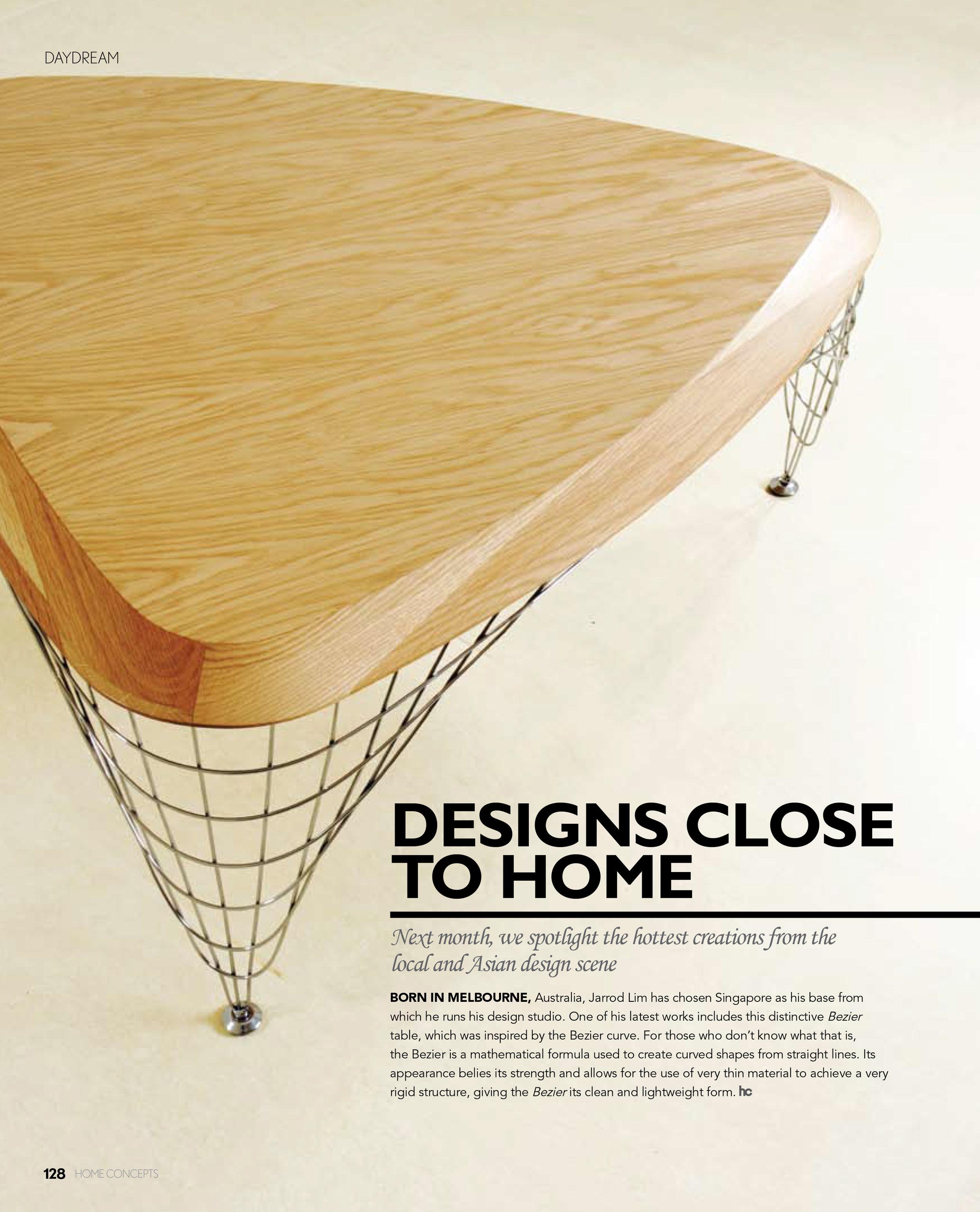 Home Concepts Magazine