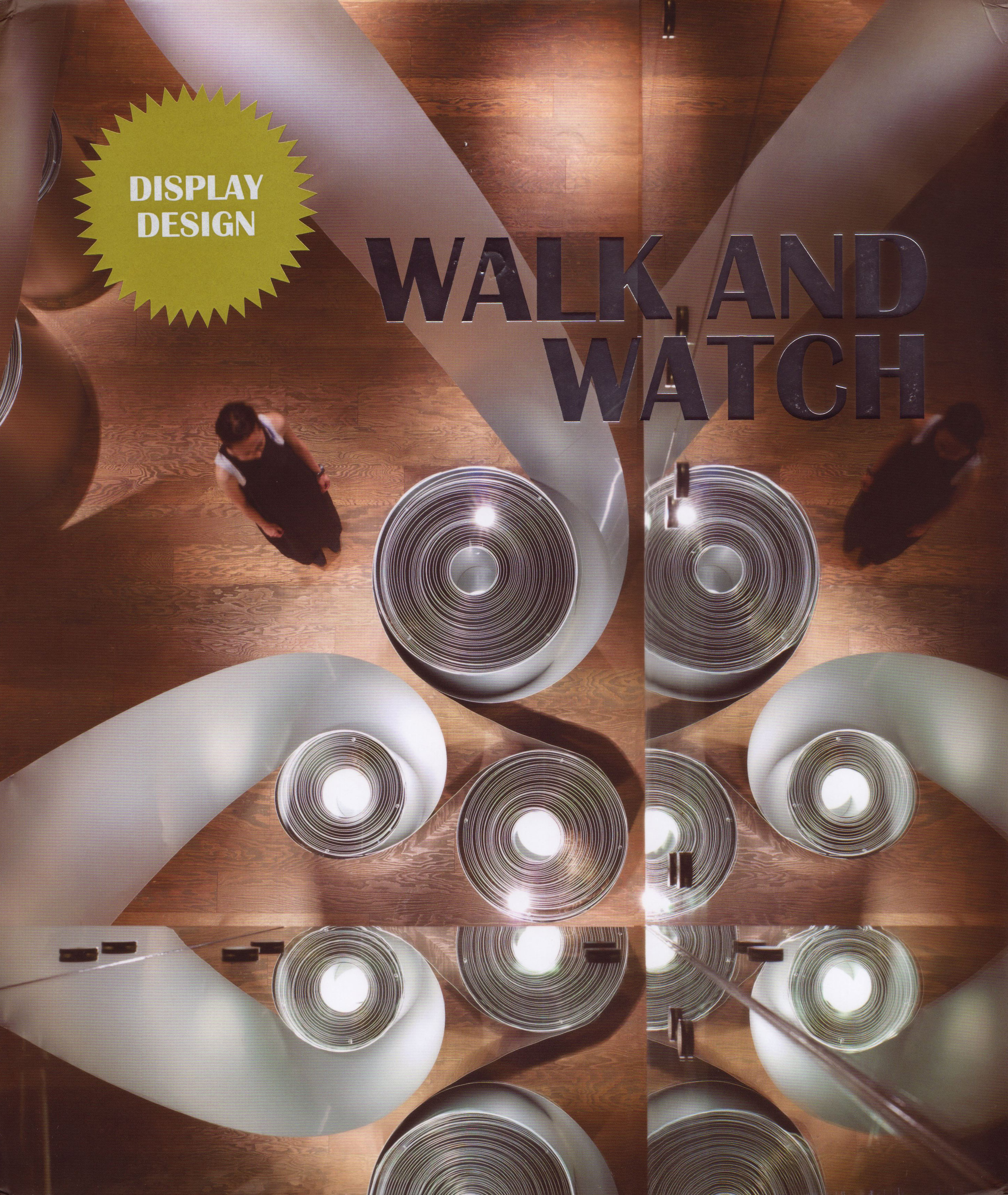 Walk and Watch Book - Artpower Publishing