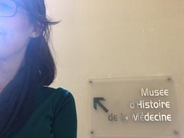 Museum at the Paris Medical School