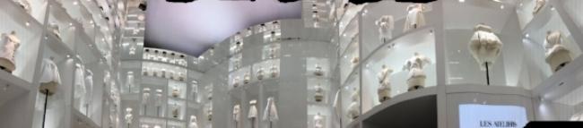 The Dior Exhibit. Am I in heaven?