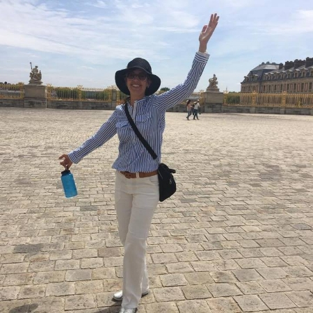 I survived Versailles!! The tap water in Paris is excellent.