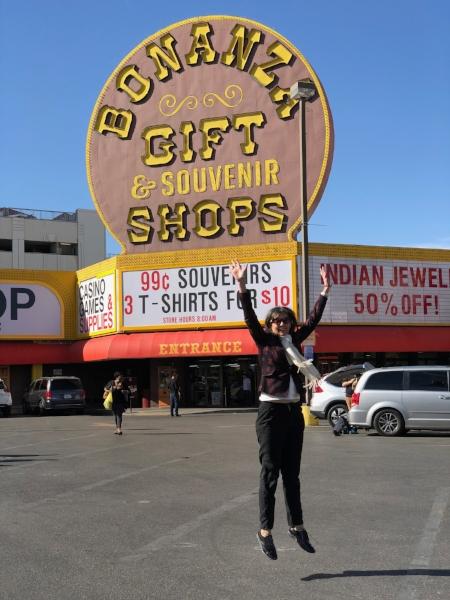 In Fabulous Las Vegas