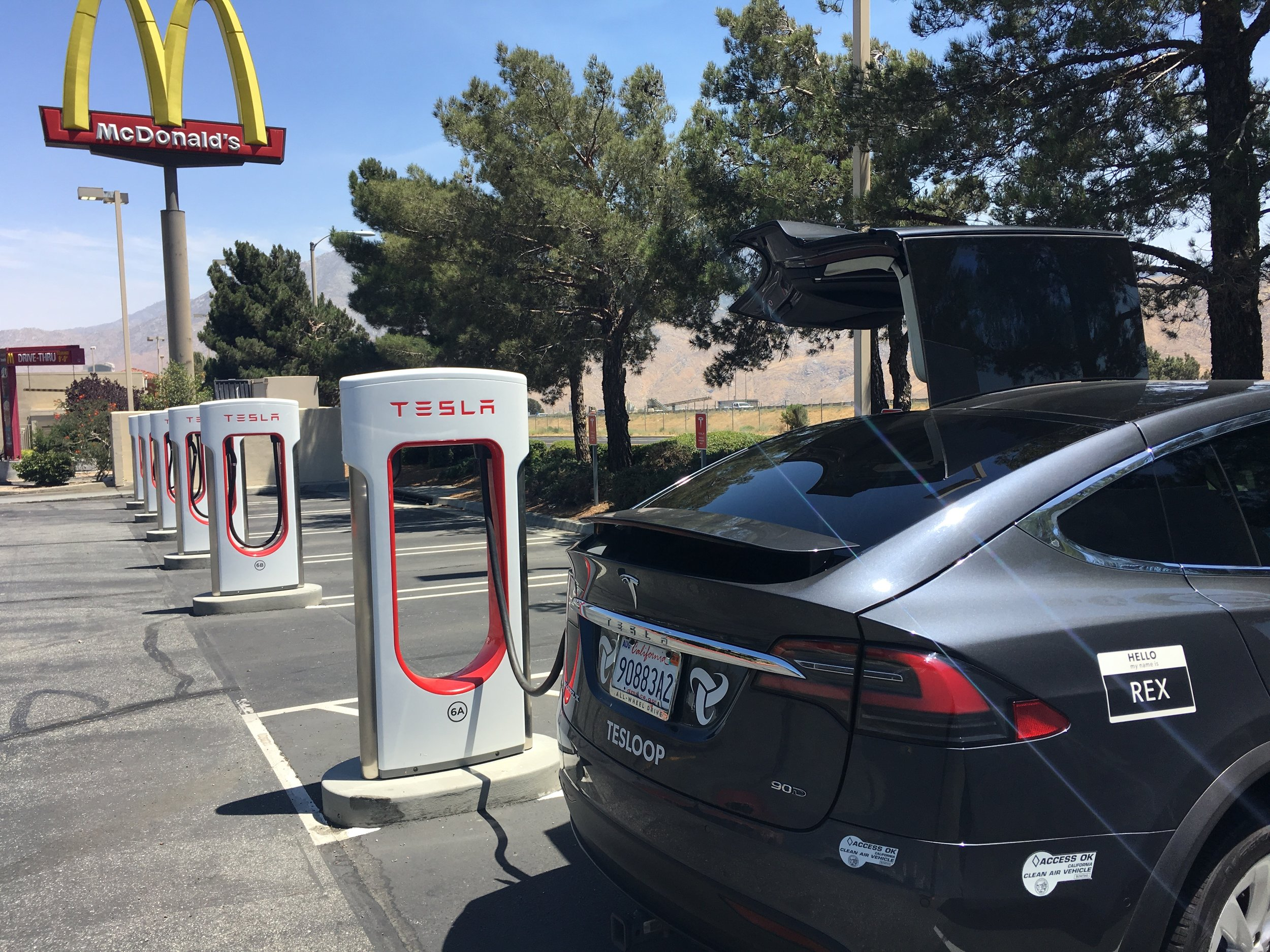 Tesloop Shuttle