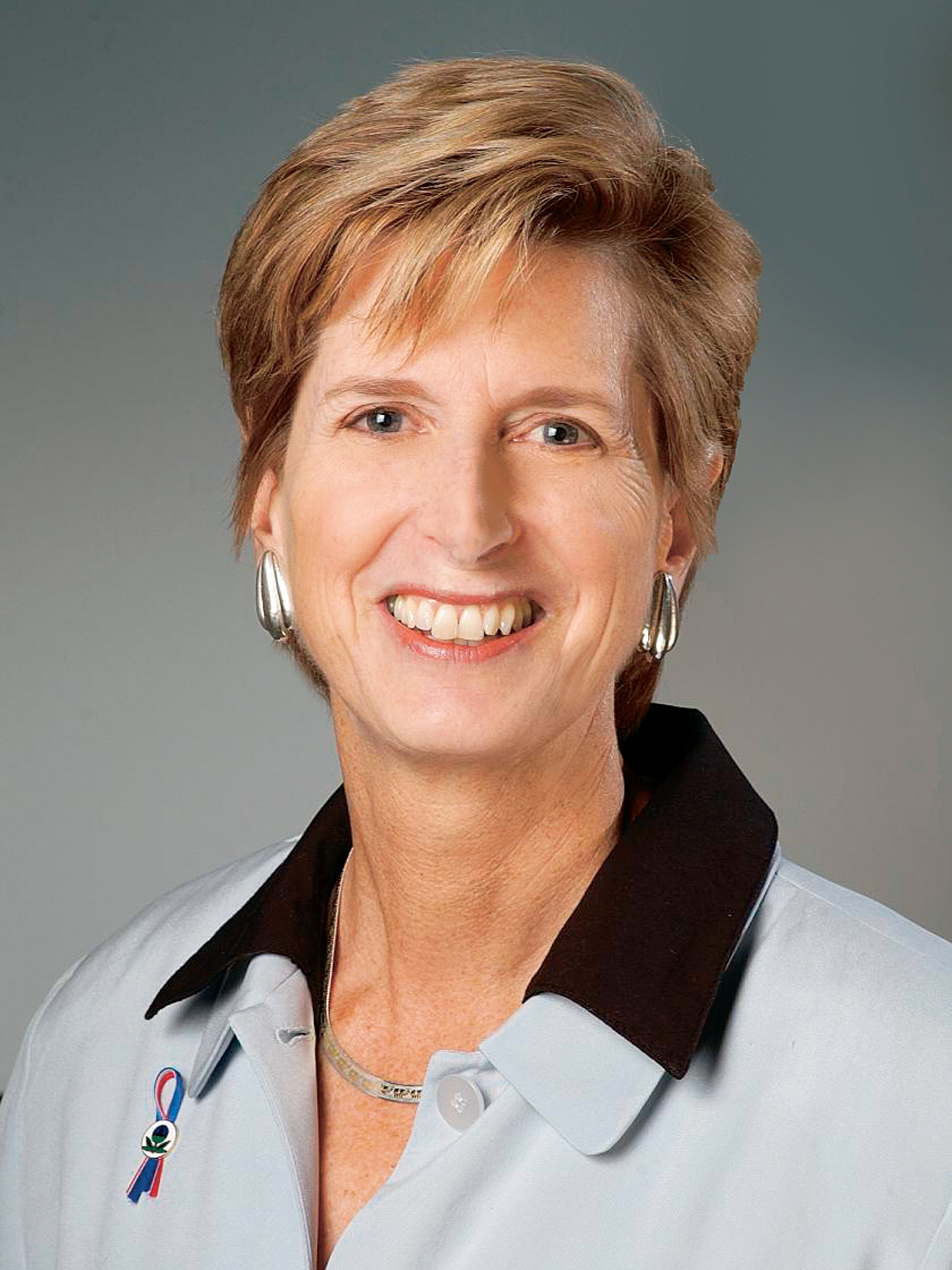 Christine Todd Whitman   Former Governor of New Jersey and Former EPA Administrator (G. W. Bush)