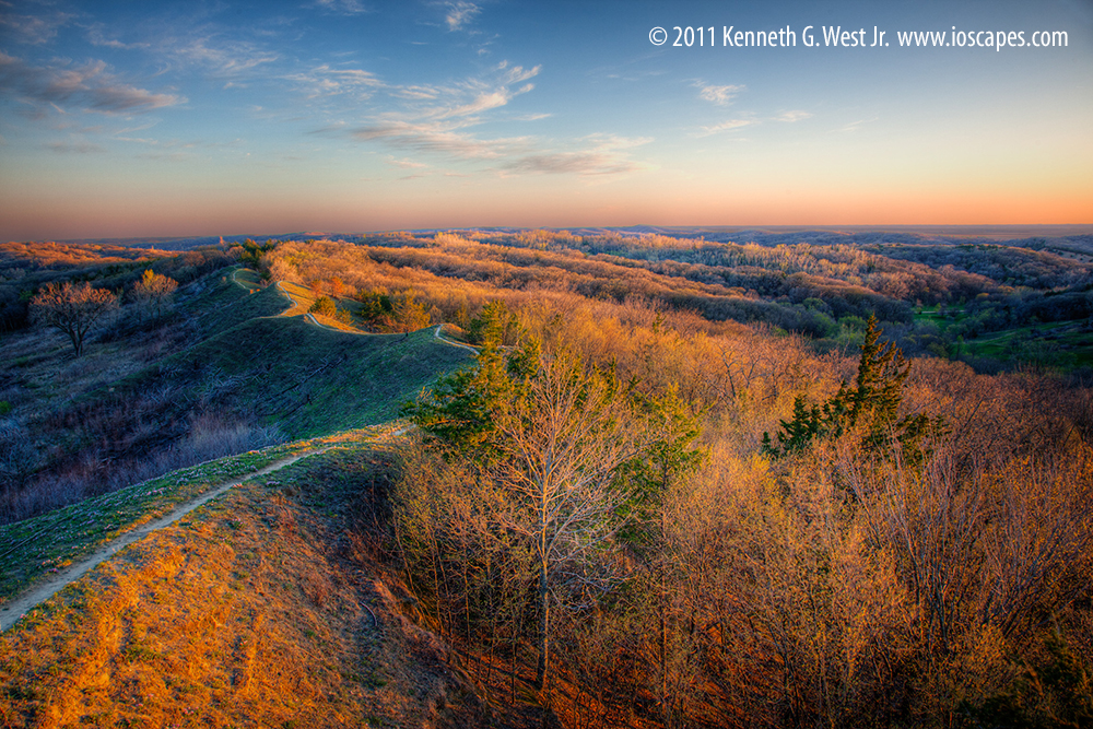 Source: Kenneth G. West, Jr. -  Sweet Light Gallery  /  Travel Iowa