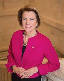 Senator Shelley Moore Capito (West Virginia)