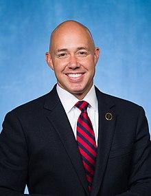 Representative Brian Mast (FL-18), RCC House Co-Chair