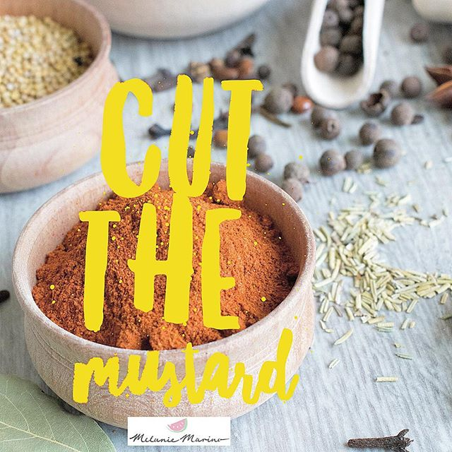 Today is National Mustard Day 💛Mustard seeds are from the mustard plant, which is a cruciferous vegetable related to broccoli, brussel sprouts and cabbage 🥦Mustard seeds are an excellent source of selenium and a very good source of omega-3 fatty acids and manganese. They're also a good source of phosphorus, magnesium, copper and vitamin B1. The mustard you see on your hot dog is made by crushing or grinding mustard seeds and then mixing with water, vinegar and other flavourings and spices. It can be a great alternative to condiments that are high in fat or sugar but check the sodium content as it can be high. I mustard mit that I love mustard in dressings or gravy; as a meat or veggie marinade or in sandwiches, casseroles or pies. I'm keen to have some now 🌭😊
