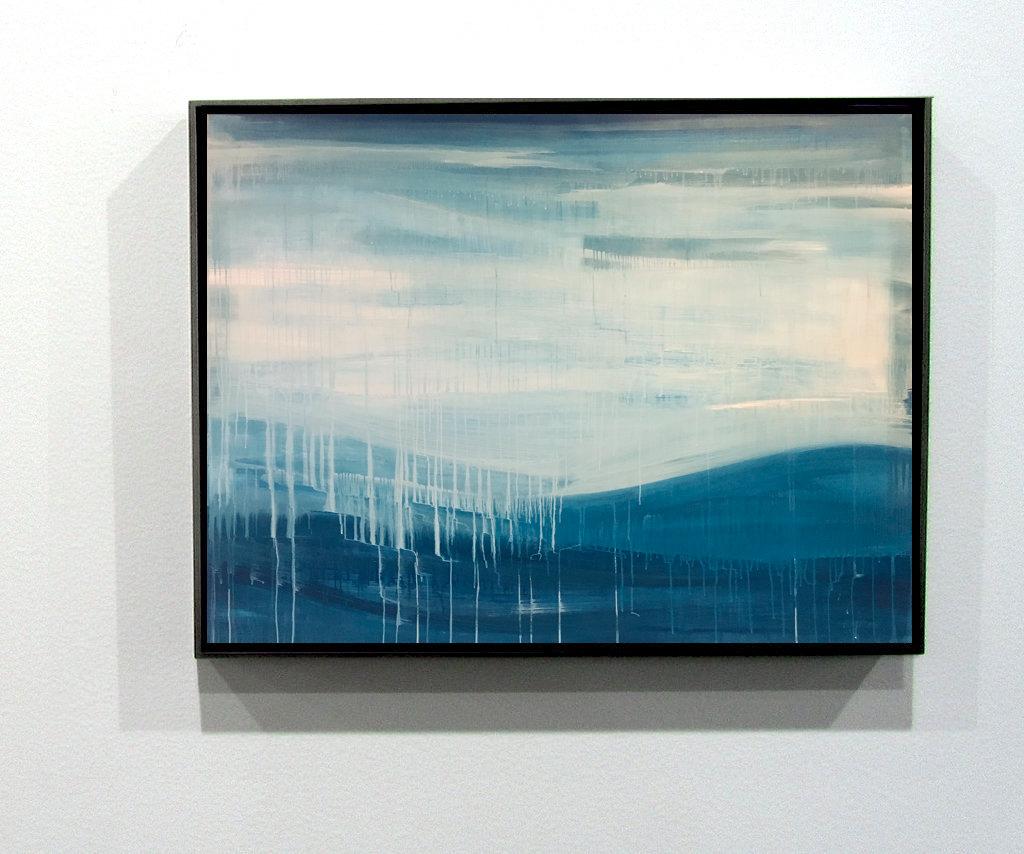 On Light, Beauty and Blue No. 2