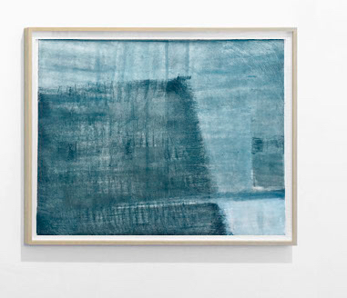 Composition in Blue No. 5